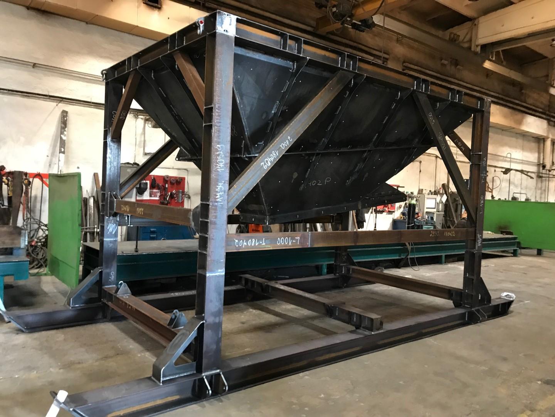 Hopper feeder feeding bunker beltconveyor